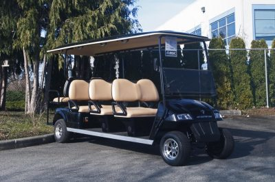 Hobbit 8 person electric golf cart for sale