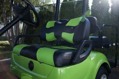 Green Electric Golf Cart for Sale