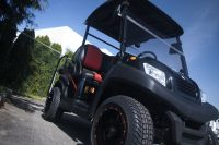 SAVAGE Custom AGT Golf Cart