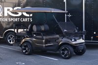 Bronze Golf Cart Customization