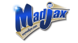 MadJax - Golf Carts Accessories Logo