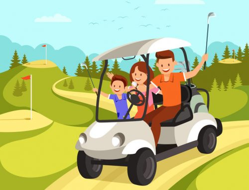 Getting Tires for Your Customized Golf Cart