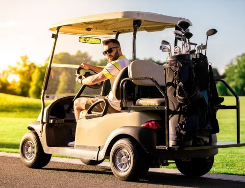 What to Look for When Buying a New Golf Cart